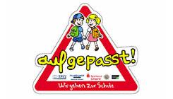 """Logo """"Sicherer Schulweg"""""""