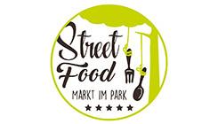 Logo Street Food Markt im Park