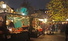 Foto Weihnachtsmarkt Bürger für Bürger (2015)