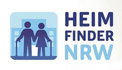 Logo Heimfinder NRW