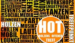 Logo Holzens offener Treff (HOT)