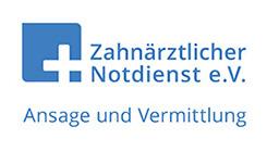 Logo Zahnärztlicher Notdienst