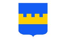 Wappen und Link Allouagne
