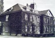 Foto EAW-Gebäude 1945