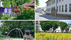Collage Holzen