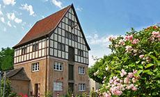 Foto Alte Mühle in der Altstadt