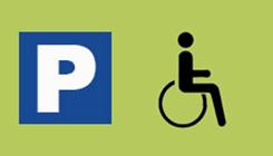 Grafik Ausnahmegenehmigung Behinderte