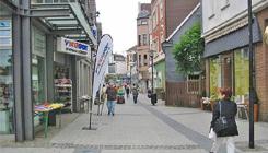 Foto Fußgängerzone