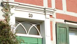 Foto Hausnummer