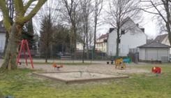 Bestandsfoto Spielplatz Graf-Adolf-Straße