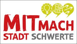 Logo der MitMachStadt Schwerte