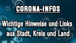 Grafik: Corona-Infos der Stadt Schwerte