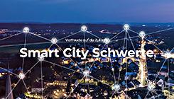Grafik und Link zu Smart City Schwerte